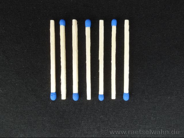 Knobelspiele Mit Streichhölzern