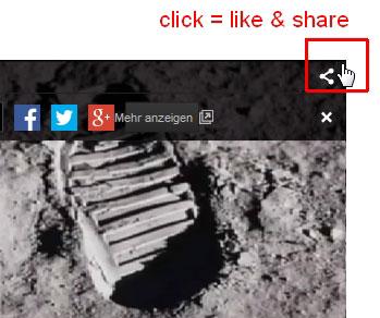 Youtube Rätsel Video liken teilen